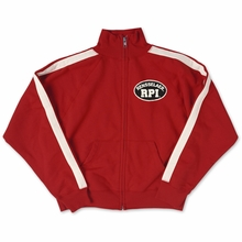 College Kids Toddler Track Jacket with Rensselaer