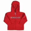 College Kids Toddler Zip Hoodie with Rensselaer 1824