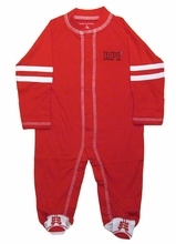 Creative Knitwear Infant Footed Romper with RPI