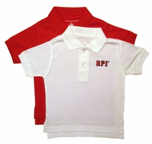 Creative Knitwear Toddler Polo with RPI