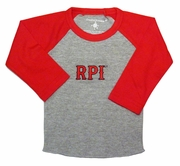 Creative Knitwear Toddler Baseball Shirt with RPI