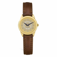 CSI Ladies Brown Leather Strap Wristwatch