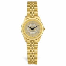 CSI Ladies Rolled Link Wristwatch with Seal