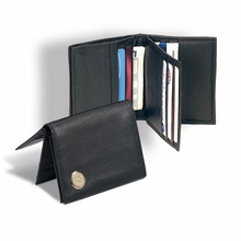 CSI Leather Card Holder with Seal