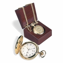 CSI Pocket Watch with Seal