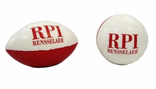 Foam Sports Ball with RPI & Rensselaer