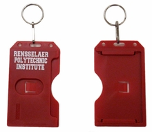 ID Card Holder with Rensselaer Polytechnic Institute
