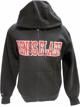 Jansport Full Zip Hood with Rensselaer Polytechnic Institute
