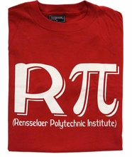 Jansport Tee with R(Pi)