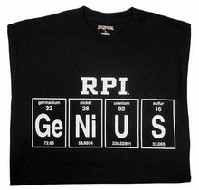 Jansport Tee with RPI GeNiUS