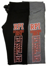 Jansport Women's Perfect Crop Sweatpants with RPI & Rensselaer