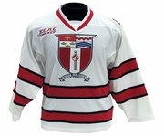 Jogsports Youth Replica Men's Home Hockey Jersey
