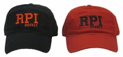 Legacy Adjustable Twill Cap with RPI Hockey