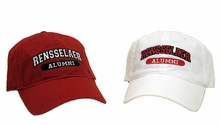 Legacy Cap with Rensselaer Alumni