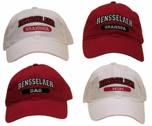 Legacy Cap with Rensselaer Relatives