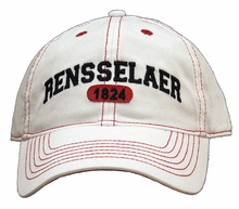 Legacy Easy Stitch Cap with Rensselaer 1824