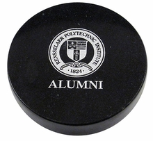 Marble Paperweight with Alumni and Seal