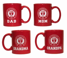 Mom, Dad, Grandma & Grandpa Mugs