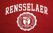 MV Sport Blanket with Rensselaer and School Seal