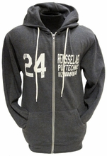 MV Sport Full Zip Retro Hoodie with Rensselaer Polytechnic Institute