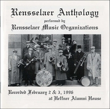 Rensselaer Anthology Performed by Rensselaer Music Organizations