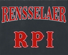 Rensselaer - RPI - Outside Decal