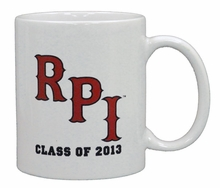 RPI Class of 2013 Coffee Mug