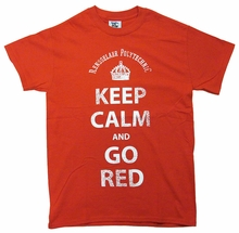 TLC RPI Keep Calm and Go Red