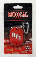 RPI Musical Key Tag