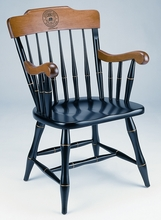 RPI Standard Chair with School Seal