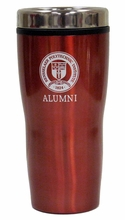 Stainless Steel Alumni Travel Tumbler