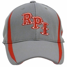 Top of the World Triumph Cap with RPI Front & Rensselaer Back