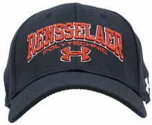 Under Armour Cap with Rensselaer Polytechnic Front and RPI Back