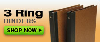 Browse our Pina Zangaro 3-Ring Binders
