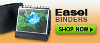 Browse our easel binders