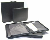 Portfolio Presentation Cases and Binders