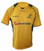 Qantas Wallabies Matchday Training Tee