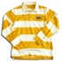 Yellow Striped Rugby long sleeve