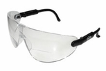 3M Lexa Bifocal Safety Glasses With Clear Anti-Fog Lens