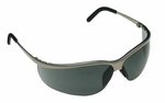3M Metaliks Sport Safety Glasses with Gray Anti-Fog Lens