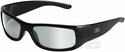 3M Moon Dawg Safety Glasses with Black Frame and Indoor-Outdoor Lens