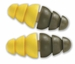 3M/Peltor Combat Arms Reusable Military Ear Plugs NRR-22+ (Single Pair)