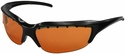 Bangerz HS8700 Sunglasses with Black Frame and Orange Lenses