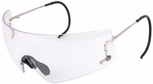 Beretta DSG Small Shooting Glasses with Cable Temples and Clear Lens