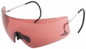 Beretta DSG Small Shooting Glasses with Cable Temples and Red Lens