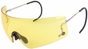 Beretta DSG Small Shooting Glasses with Cable Temples and Yellow Lens