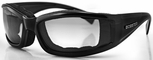 Bobster Invader Sunglasses with Black Frame and Photochromic Lens