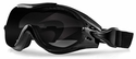 Bobster Phoenix OTG Interchangeable Goggles with 3 Lens Set