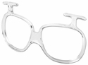 Bolle Chronosoft Rx Insert with Translucent Grilamid Frame