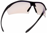 Bolle Sentinel Tactical Safety Glasses with Matte Black Frame and ESP Anti-Fog Lens